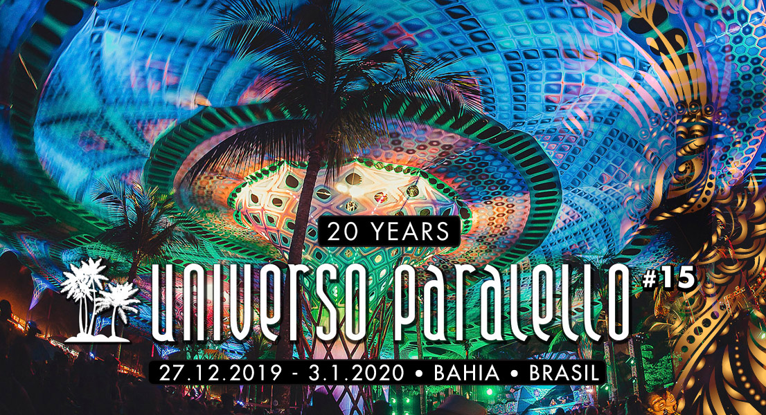 Universo Paralello | 27 December 2019 – 3 January 2020